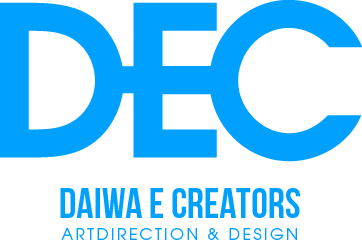 DEC  DAIWA E CREATORS  ARTDIRECTION & DESIGN